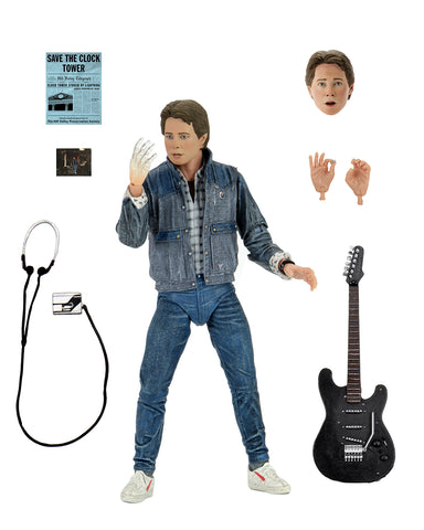 "(Neca) (Pre-Order) Back to the Future - 7"" Scale Action Figure – Ultimate Marty McFly 85' (Audition) - Deposit Only"