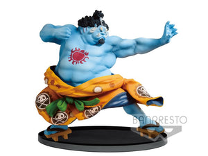 (Banpresto) (Pre-Order) BWFC2 ONE PIECE VOL.4 JINBE- Deposit Only