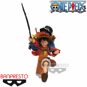 (Bandai) One Piece Three Brothers Monkey D. Luffy