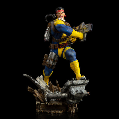 Image of (Iron Studios) (Pre-Order) Pyro BDS Art Scale 1/10 - Marvel Comics - Deposit Only
