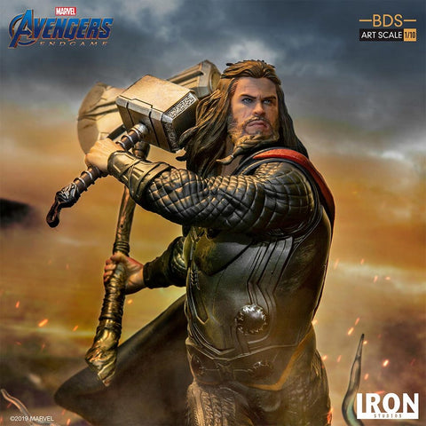 Image of (Iron Studios) Avengers: Endgame - Thor BDS Art Scale 1/10
