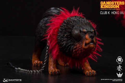 Image of (Damtoys) (Pre-Order) GK020-A/B/C 1/6 Gangsters Kingdom Tibetan Mastiff - Deposit Only
