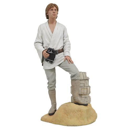(Diamond Select) (Pre-Order) Star Wars Premier Collection Luke Dreamer Statue - Deposit Only