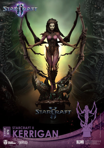 Image of (Beast Kingdom) (Pre-Order) Starcraft II D-Stage DS-070 Sarah Kerrigan Statue - Deposit Only