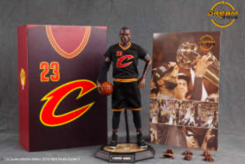 (DREAMTOYS) (Pre-Order) LBJ2016 1/6 LEBRON JAMES - Deposit Only