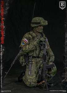 (DAMTOYS ) (Pre-Order) 1/6 Armed Forces of the Russian Federation - RUSSIAN SNIPER ELITE EDITION - Deposit Only