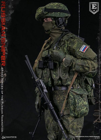 Image of (DAMTOYS ) (Pre-Order) 1/6 Armed Forces of the Russian Federation - RUSSIAN SNIPER ELITE EDITION - Deposit Only