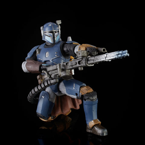 (Hasbro) Heavy Infantry Mandalorian Star Wars Black Series