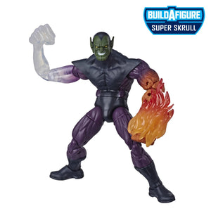 (Hasbro) Marvel Legends Marvel's Invisible Woman - Super Skrull Build a Figure