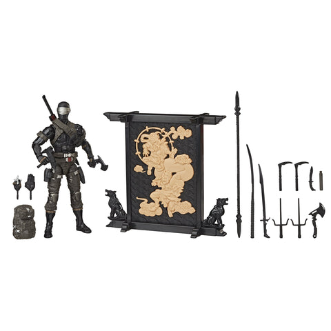 Hasbro GI Joe Classified Series Snake Eyes Deluxe 6 inch Figure