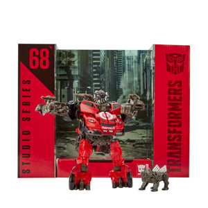 (Hasbro) Transformers Studio Series SS-68 Deluxe Leadfoot