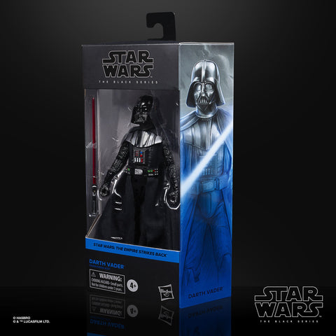 (Hasbro) Star Wars The Black Series Darth Vader Action Figure