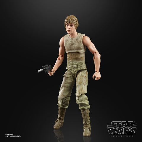 (Hasbro) Star Wars The Black Series Luke Skywalker and Yoda (Jedi Training) Figure  - Deposit Only