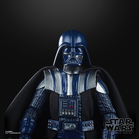 (Hasbro) Star Wars The Black Series Carbonized Collection Darth Vader Figure