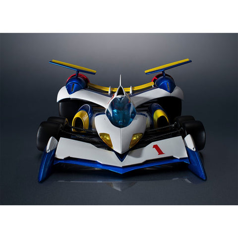 Image of (MegaHouse) (Pre-Order) Variable Action Hi-SPEC  Future GPX Cyber Formula 11 SUPER ASRADA AKF-11 (with gift) - Deposit Only