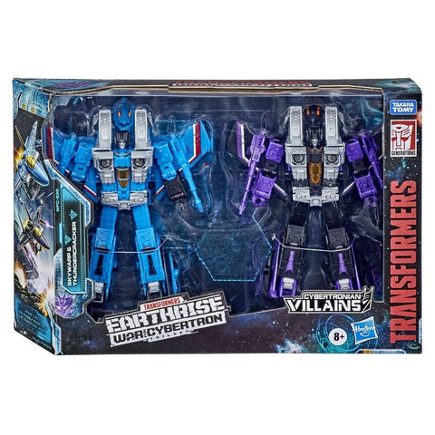 (Hasbro) (Pre-Order) TRANSFORMERS Earthrise WFC-E29 Voyager Seeker 2Pack - Deposit Only