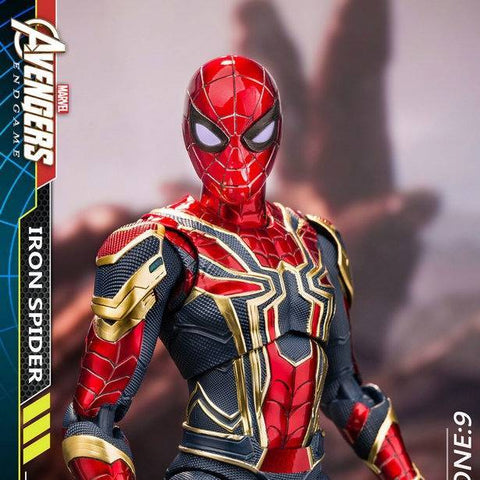 (Migu Asia) Avengers:Endgame Iron Spider Deluxe Pack 1/9 Scale Action Figure