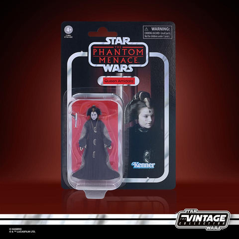 Image of (Hasbro) Star Wars The Vintage Collection VC84 Queen Amidala 3.75 Inch Action Figure