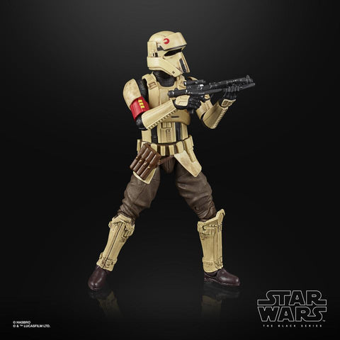(Hasbro) Star Wars The Black Series Archive Shoretrooper 6 Inch Action Figure