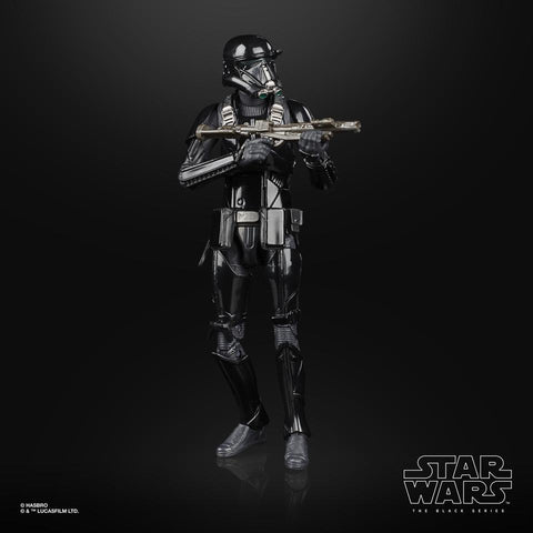 (Hasbro) Star Wars The Black Series Archive Imperial Death Trooper 6 Inch Action Figure