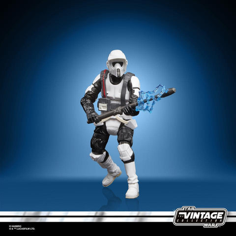 (Hasbro) (Pre-Order) Star Wars The Vintage Collection Gaming Greats Scout Trooper with Shock Baton 3.75 Inch Action Figure  - Deposit Only