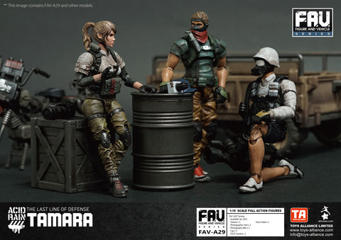Image of (Toys Alliance) (Pre-Order) FAV-A29  Tamara - Deposit Only
