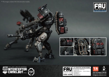 (Toys Alliance) (Pre-Order) FAV-A30  Interceptor Camelbot HR52e - Deposit Only