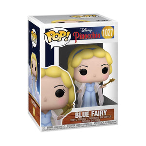 (Funko Pop) Pop! Disney: Pinocchio 80th Anniversary - Blue Fairy with Free Boss Protector