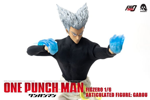 (Threezero) (Pre-Order) One-Punch Man, FigZero 1/6 Articulated Figure : Garou - Deposit Only