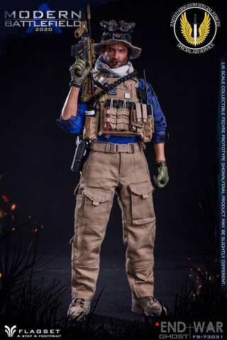"Image of (FLAGSET) (PRE-ORDER) 1/6 73031 modern battlefield END WAR ""A"" - DEPOSIT ONLY"