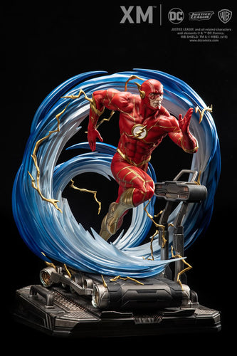 (XM Studios)  The Flash - Rebirth 1/6 Premium Scale Statue
