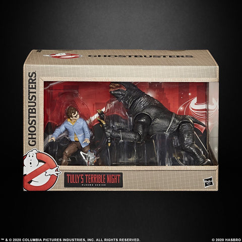 Image of (Hasbro) Ghostbusters Plasma Series – Tully's Terrible Night Figure 2-Pack