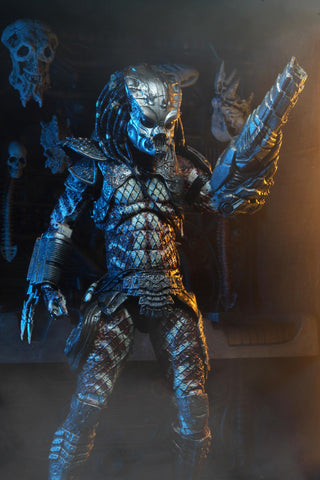 "(NECA) (PRE-ORDER) Predator 2 - 7"" Scale Action Figure - Ultimate Guardian - DEPOSIT ONLY"