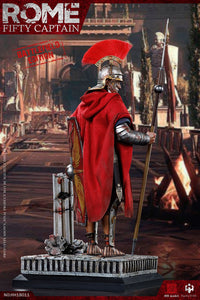 (HHmodel & HaoyuToys) (Pre-Order)  1/6 Empire Corps-Captain Captain Fifty (HH18011 Battlefield Edition) - Deposit Only