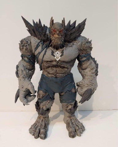 "(Mc Farlane) DC MULTIVERSE 7"" ACTION FIGURE - DARK NIGHTS METAL - DEVASTATOR"