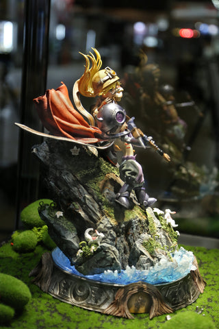 Image of (Figurama) (Pre Order) 1/6 Made in Abyss Elite Diorama Statue ES 500 - Deposit Only