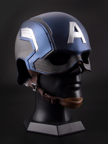 Image of (Killerbody) Captain America Helmet - MST6002 1:1  Head Circumference 59cm