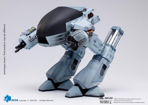 (Hiya Toys) (Pre-Order) LR0078 Battle Damaged ED-209 - Deposit Only