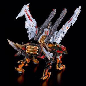 (Flame Toys) (Pre-Order) '[Kuro Kara Kuri] Victory Leo EX Exclusive with Cannons Bonus Parts - Deposit Only