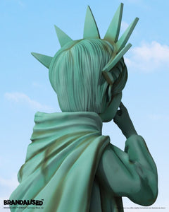 (Mighty Jaxx) (Pre-Order) Liberty Girl (Freedom Edition) by BRANDALISED - Deposit Only