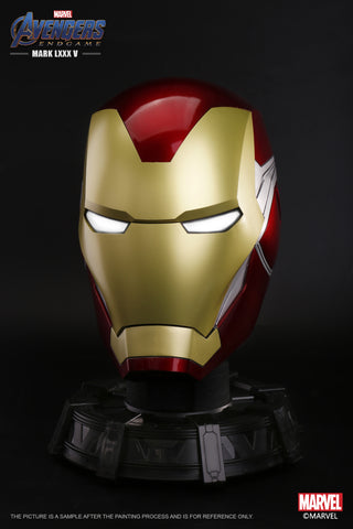 (Killerbody) (Pre-Order) Iron Man Mark 85 Wearable Helmet - Deposit Only