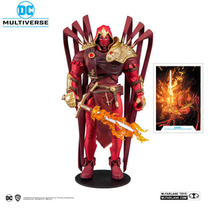 "(Mc Farlane) (Pre-Order) DC MULTIVERSE 7"" ACTION FIGURE - WHITE KNIGHT - AZRAEL - Deposit Only"