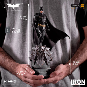 (Iron Studios) (Pre-Order) Batman Deluxe Art Scale 1/10 - The Dark Knight - Deposit