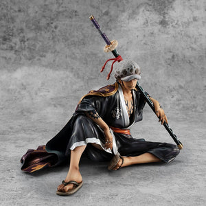 "(MegaHouse) (Pre-Order) Portrait.Of.Pirates ONE PIECE ""Warriors Alliance""Trafalgar Law + TRADING (RANDOM) - Deposit Only"