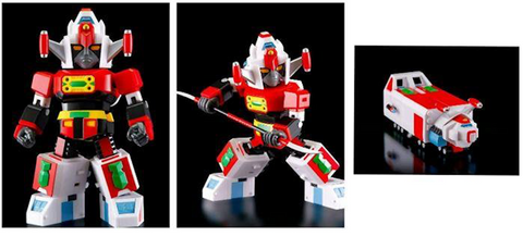 (Action Toys Robot Series) Mini Deformed Daimos
