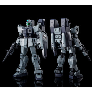 (Bandai) (Pre-Order) HG 1/144 GM GROUND TYPE (SLAVE WRAITH TEAM CUSTOM) (PARACHUTE PACK) - Deposit Only