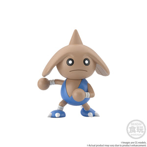 (P-Bandai) (Pre-Order) POKEMON SCALE WORLD GALAR BEA & HITMONTOP - Deposit Only