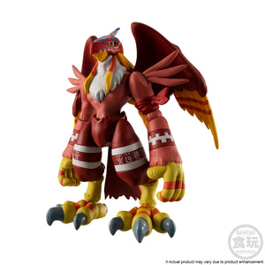 (BANDAI) (PRE-ORDER) SHODO DIGIMON 1 COMPLETE SET - Deposit Only