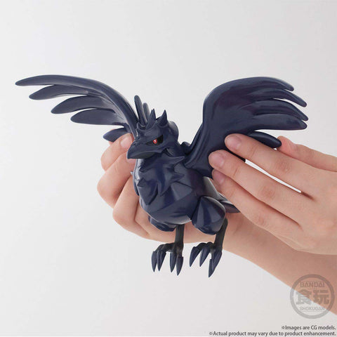 Image of (Bandai) (Pre-Order) POKEMON SCALE WORLD GALAR CORVIKNIGHT W/O GUM - Deposit Only