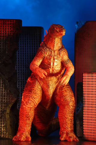 "(NECA) Godzilla: King of Monsters- 12"" Head to Tail Scale Action Figure - Godzilla Version 3 (2019)"